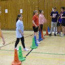 Year 5/6 Sportshall Athletics Competition.
