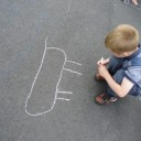 Chalking Characters