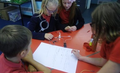 Investigating Electricity.