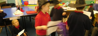 Year 3 – Double Double Toil and Trouble!
