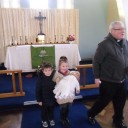 A lovely Year 1 Christening